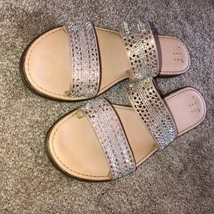 A NEW DAY SANDALS SIZE 9.5